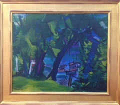 """""""Boats through the Woods"""""""