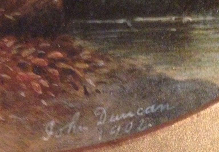 """Dead Gull"" - Academic Painting by John Duncan"