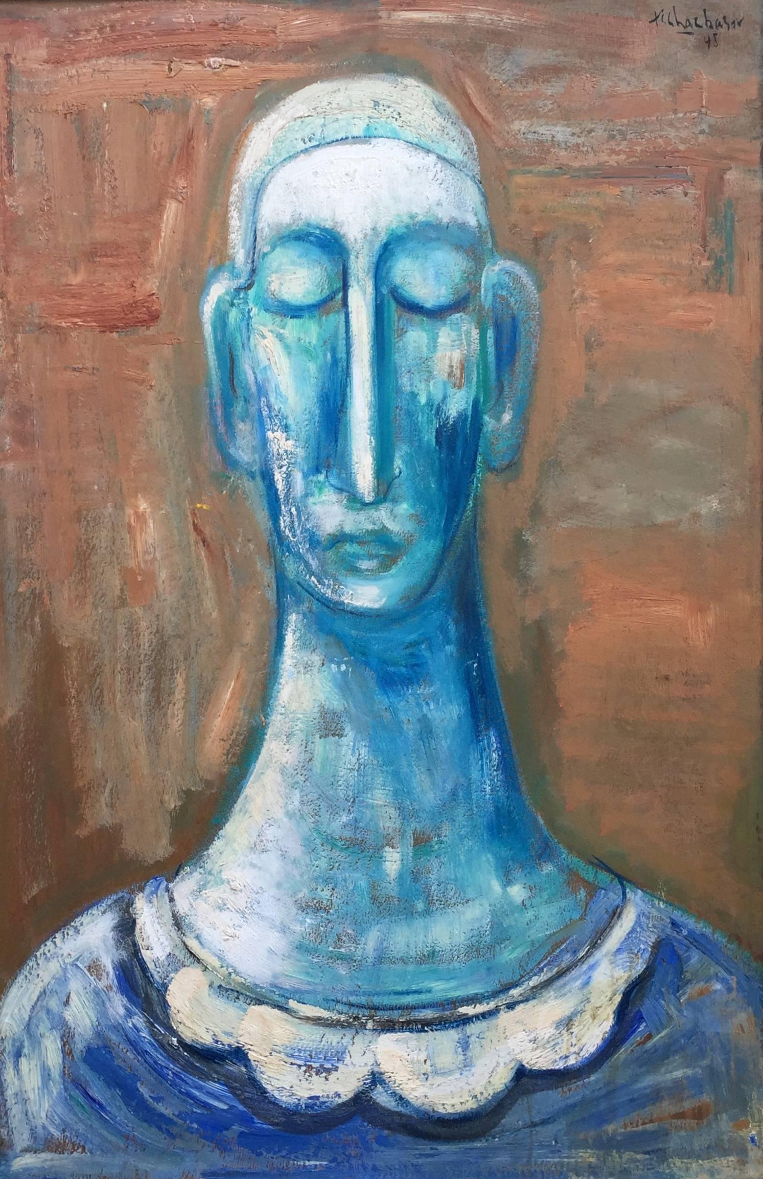 """""""Blue Harlequin"""""""