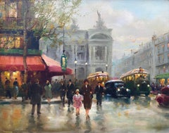 """""""Cafe de la Paix, Paris"""""""