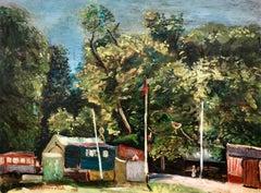 Post-War Landscape Paintings