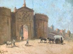 """""""Puerta Bisagra, Toledo"""""""