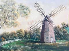 Watermill Windmill, New York