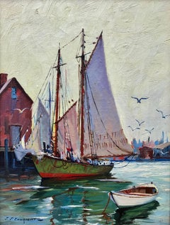 """Gloucester Dockside"""