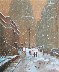 "Chrysler Building, New York City"""