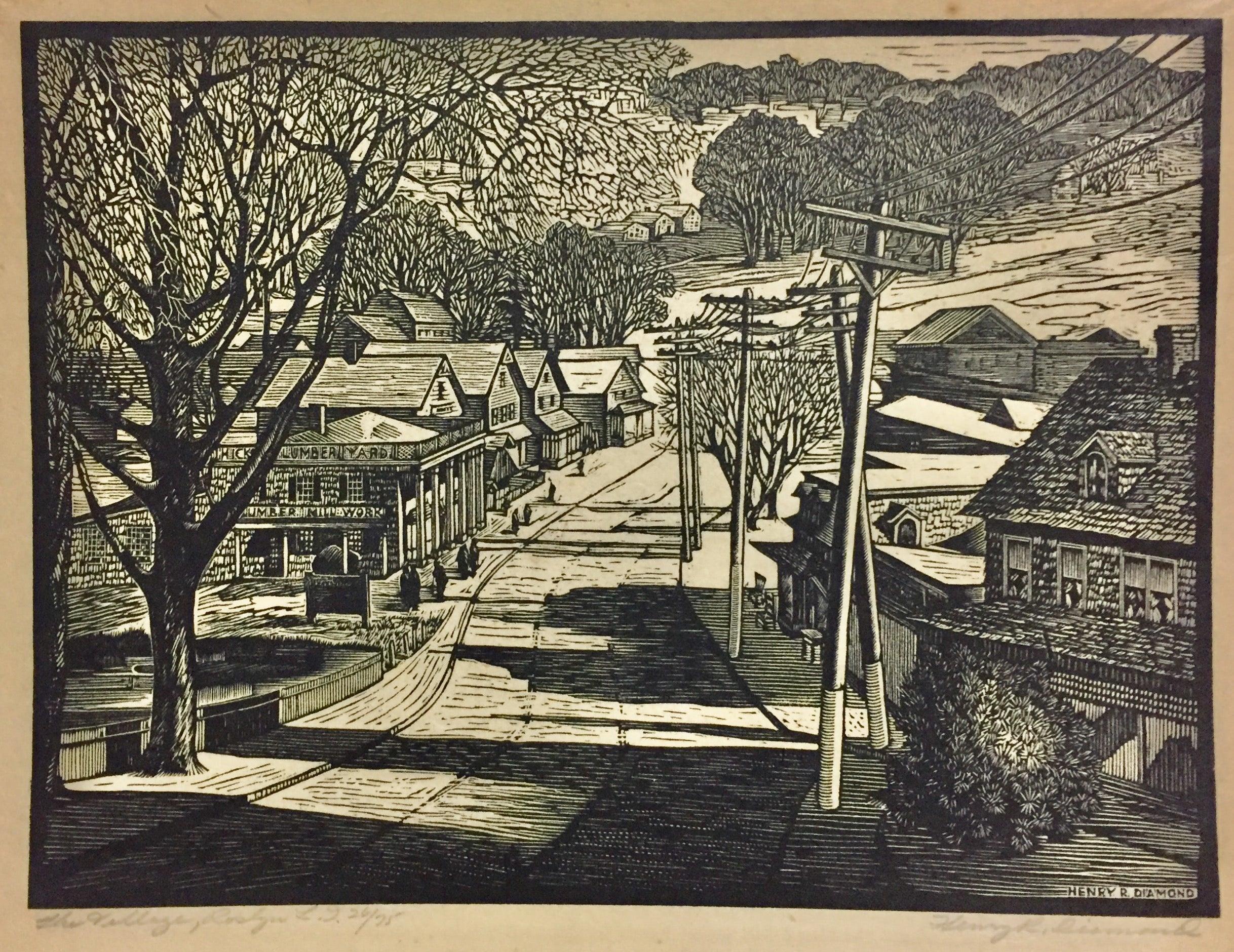 The Village, Roslyn, LI (New York)