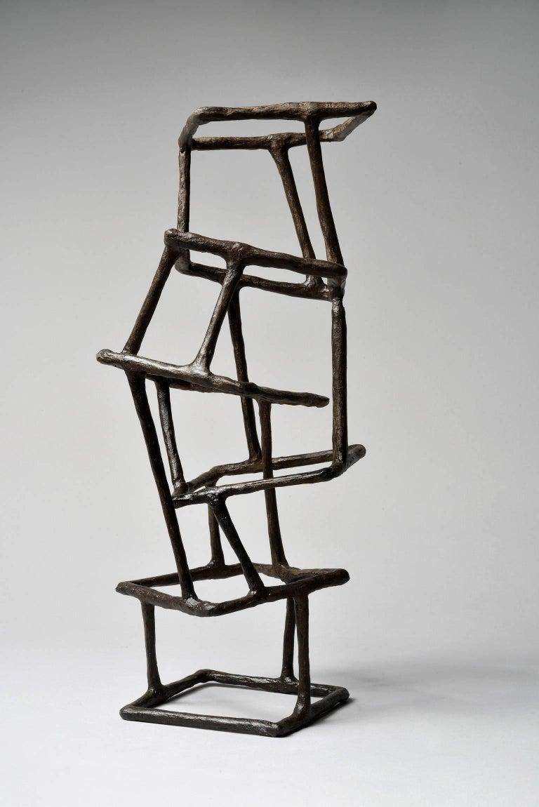 Eric de Dormael Abstract Sculpture - Totem