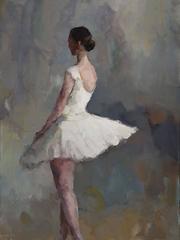 Lisa Noonis - Ballerina in Profile