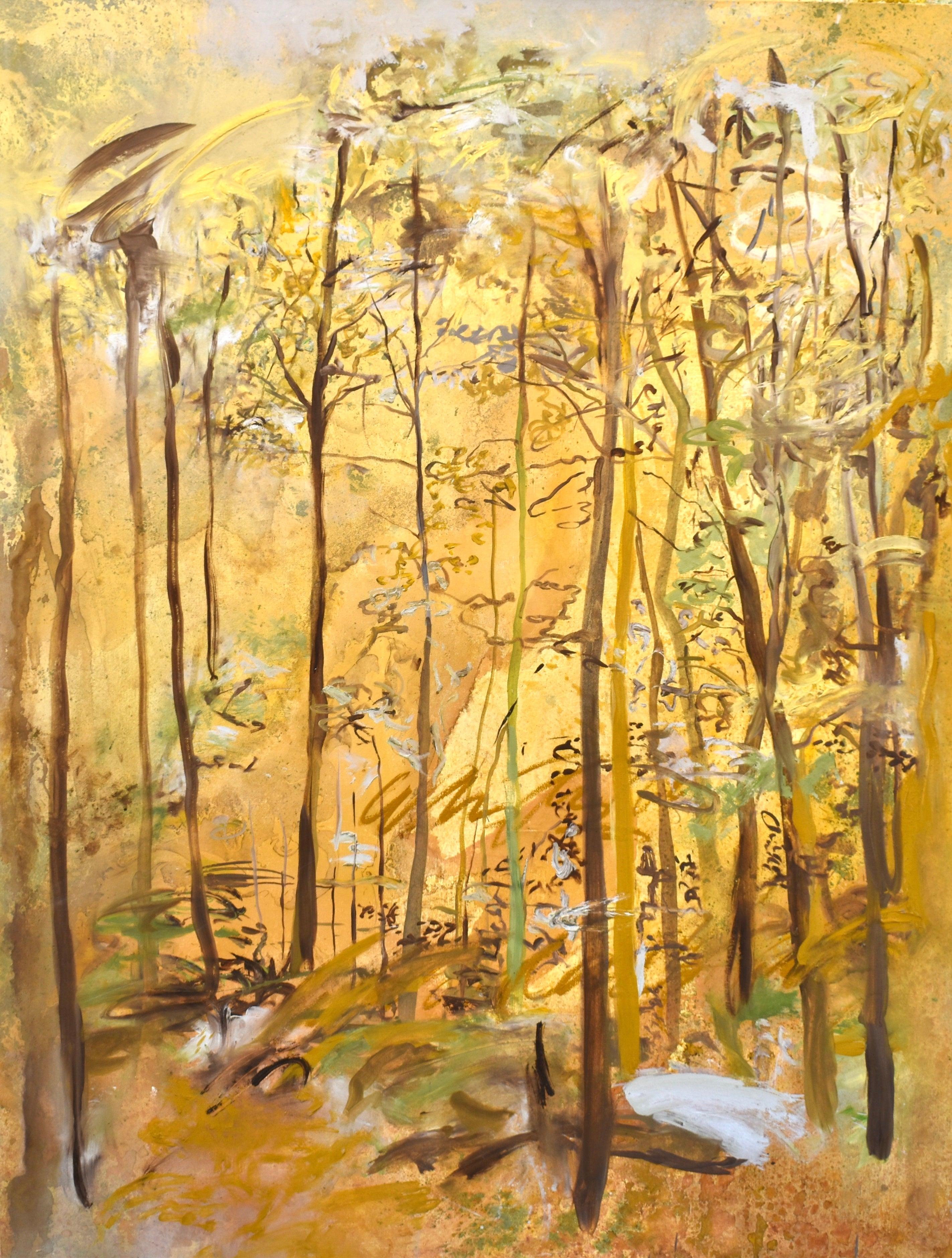 """Paisaje"" 2018, Canvas, Acrylic Paing"