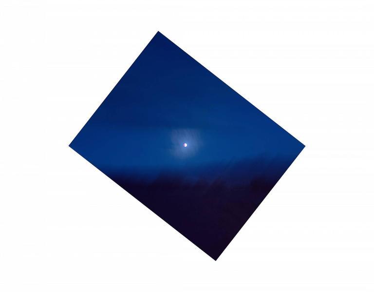 38.16° N 107.72° W Blood Moonrise Dallas Divide