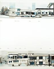 Ed Ruscha's Every Building on the Sunset Strip #42
