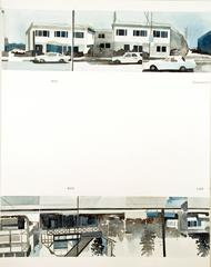 Ed Ruscha's Every Building on the Sunset Strip #43