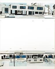 Ed Ruscha's Every Building on the Sunset Strip #48