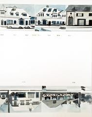 Ed Ruscha's Every Building on the Sunset Strip #49