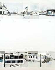 Ed Ruscha's Every Building on the Sunset Strip #50