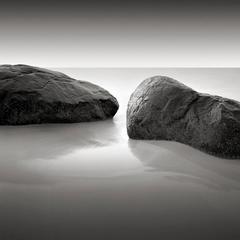 Two Rocks, Study #2, Chilmark, Massachusetts, 1995