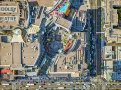 LA 57 Hollywood Blvd and Highland - Walk of Fame
