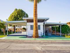 Palm Springs 01 Original, Sahara Mobile Home Park