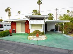 Palm Springs 02 Sahara Mobile Home Park