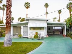 Palm Springs 03 Sahara Mobile Home Park