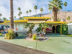 Palm Springs 05 Sahara Mobile Home Park