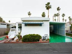 Palm Springs 40 Sahara Mobile Home Park