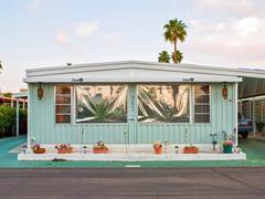 Palm Springs 42 Sahara Mobile Home Park