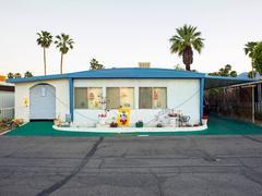 Palm Springs 45 Sahara Mobile Home Park
