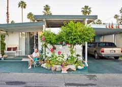 Palm Springs 50 Sahara Mobile Home Park