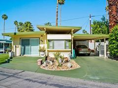 Palm Springs 52 Sahara Mobile Home Park