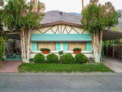 Palm Springs 53 Twin Trees, Sahara Mobile Home Park