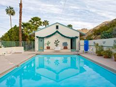 Palm Springs 57 Rancho Mirage Mobile Home Park Pool