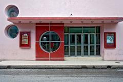 Movie Theatre, Camaguey, Cuba