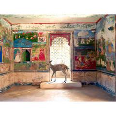 Karen Knorr - Maricha's Disguise, Junha Mahal, Dungarpur