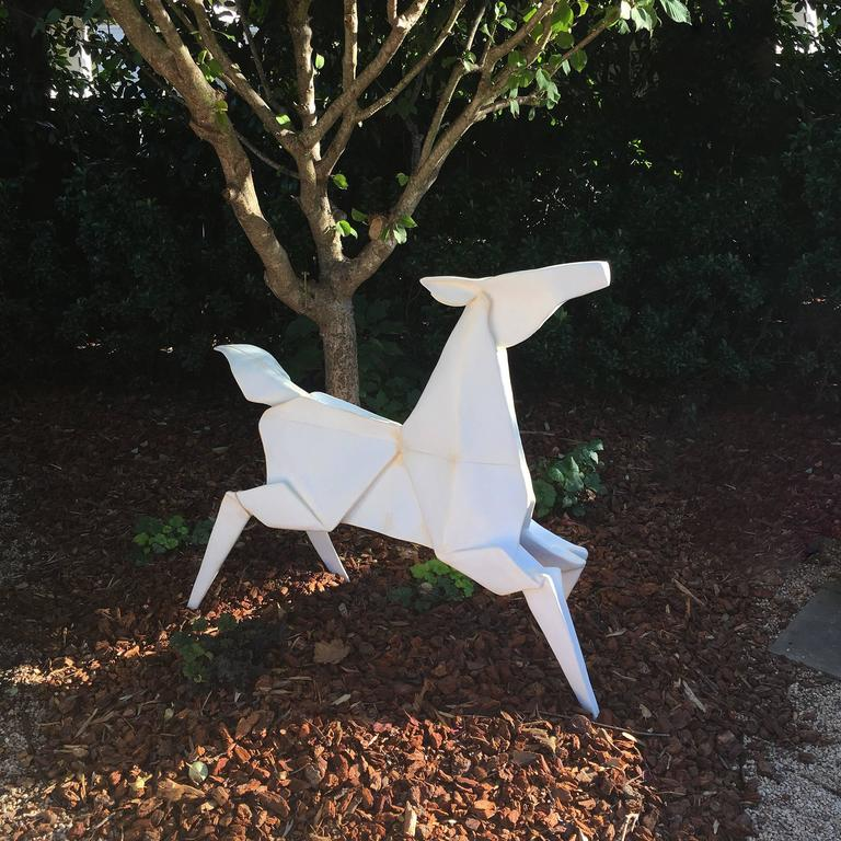 Dancing Pony - Sculpture by Kevin Box