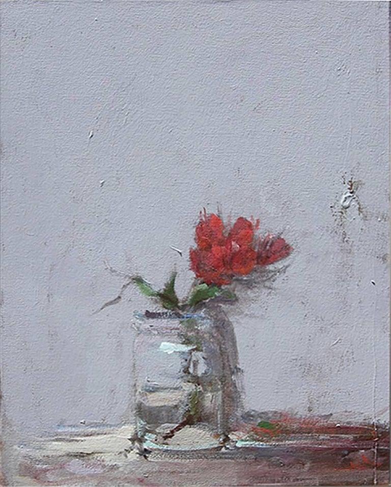 Terry DeLapp Still-Life Painting - Bougainvillea