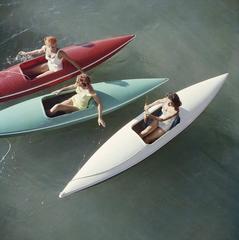 Lake Tahoe Trip, Slim Aarons Estate Edition (free shipping)
