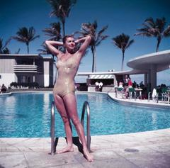 Esther Williams Poolside (Slim Aarons Estate Edition) free shipping