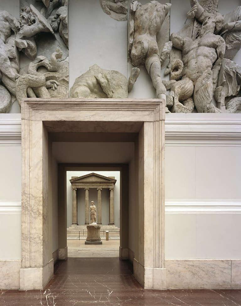 Athena, Pergamon Museum, Berlin