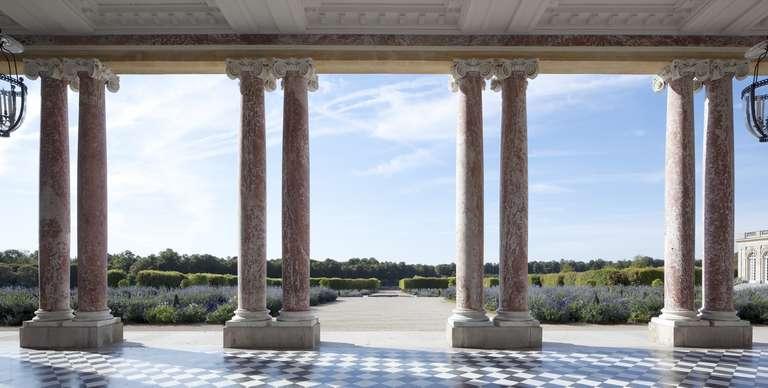 Peristyle, Grand Trianon, Versailles