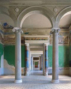Reinhard Görner - Colored Columns III: Neue Museum, Berlin