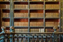Wooden Flowers, Biblioteca Joanina, Portugal