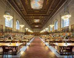 Reinhard Görner - Rose Reading Room (New York Public Library)
