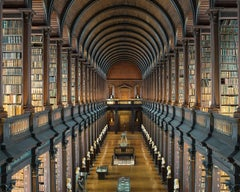 The Long Room, Trinity College Library, Dublin Ireland IV