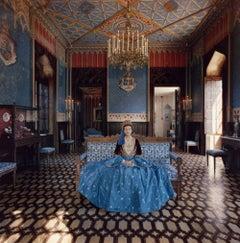 Slim Aarons 'Madame Jean Serpieri' (Slim Aarons Estate Edition)
