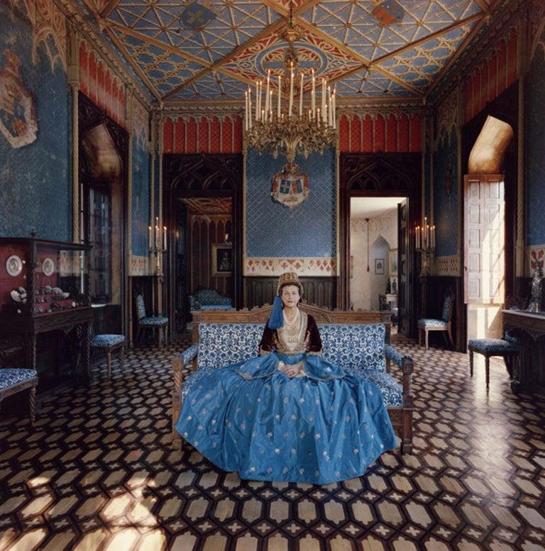 Slim Aarons 'Madame Jean Serpieri' (Slim Aarons Estate Edition) - Photograph by Slim Aarons