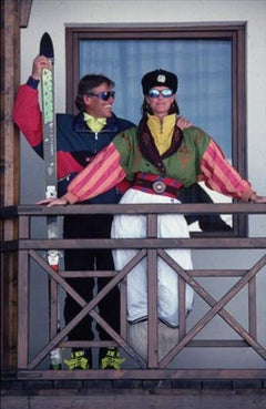 You Look Wonderful: Ski Champion Max Rieger & writer Meg O'Neil. Caucasus,Gudari