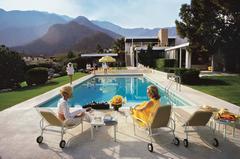 Poolside Glamour, Slim Aarons Estate Edition