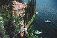 Giacomo Montegazza, Villa La Casinella, Lake Como