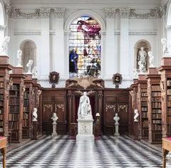 Wren Library, Cambridge, England